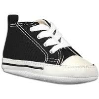 converse for kids. converse first star - boys\u0027 infant black / white for kids