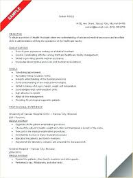 Physician Assistant Resume Examples Adorable Medical Assistant Resume Skills Noxdefense