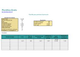 10 Plantillas Para Elaborar Presupuestos Descarga Gratis En