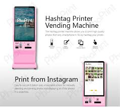 Printing Vending Machine Delectable Singapore Shopping Mall Photo Booth 48hours Selfie Instant Photo