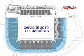 My Montreal Impact Stade Saputo