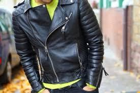 Quilted Biker Leather Jacket (Oil Black) | Boda Skins | ASOS ... & Quilted Biker Leather Jacket (Oil Black) | Boda Skins | ASOS Marketplace Adamdwight.com