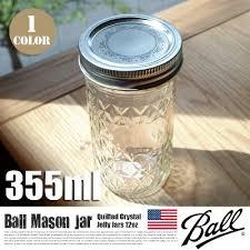 b-casa-inte | Rakuten Global Market: MADE IN the USA! Ball Quilted ... & Ball Quilted Crystal Jelly Jars 12 oz clear ball quilted crystal Adamdwight.com