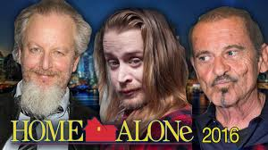 Small Picture Cast Home alone 26 years later YouTube