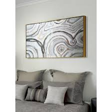 3 more on framed canvas wall art target with geode framed high gloss canvas 40 x25 project 62 target