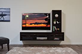 Floating Tv Stand Hanging Wall Mount Entertainment Center Floating Tv Stand Eco