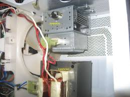 replace magnetron in ge microwave spacemaker hubpages magnetron and transformer