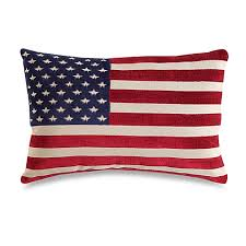 American Flag 20 Inch Decorative Throw Pillow Bed Bath & Beyond