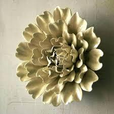 ceramic flower wall decor ceramic flower wall decor ceramic wall decorations ceramic flower wall decor large ceramic flower wall decor blue ceramic flower