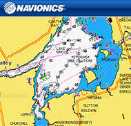 White Lake Ontario Depth Chart Lake Simcoe Depth Map Navionics