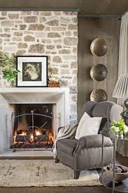 Country Living Rooms Custom Decoration