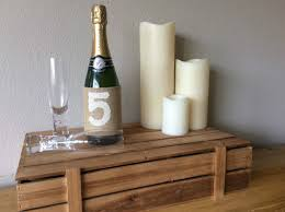 Wine Bottle Decorations Handmade New Rustic Wedding Party Table Numbers1000 10000 Vintage Hessian Burlap 56