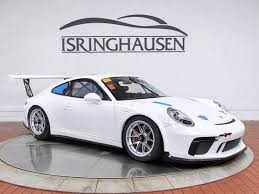 Its obviously quite a slippery shape with a real top end. Porsche 911 Gt3 Cup For Sale Dupont Registry