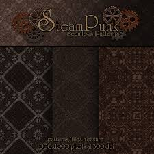 Steampunk Patterns Simple Merchant Resource Steampunk Patterns 48D Graphics Merchant