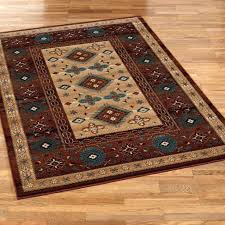 medium size of exquisite southwestern style rugs area southwest wool rug pad gray aztec popular runners