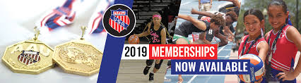 2019 aau memberships