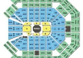 Mgm Grand Garden Arena Seating Chart Mgm Grand Garden Arena Section 209 Olive Garden Bozeman