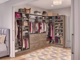 wood closet storage systems closetmaid