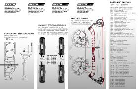 Prime Archery Support Documents Prime Archery Bow Spec Sheets