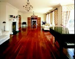 African ebony wood flooring