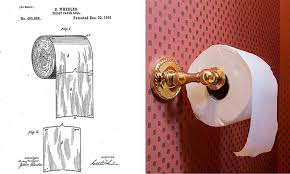 Design Your Own Toilet Paper Uk Debate Of Whether Toilet Paper Should Go Over Or Under