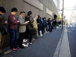 waiting in line. Simple Line Japan Waiting In Line Ramen With Waiting In Line I
