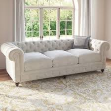 birch lane sofa. Panos Chesterfield Sofa Birch Lane