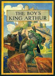 knights of the round table book the boys king sir history of king and his knights