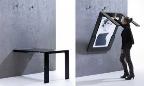 wall mounted dining table pictures fold down with regard to idea 3