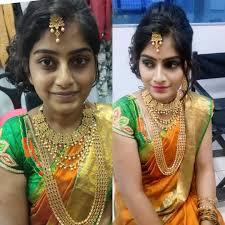bridal makeup artists chikmagalur