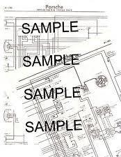 porsche 914 ebay 914 Wiring Diagram 1971 porsche 914 71 wiring diagram 912 wiring diagram