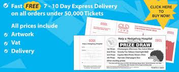 Prize Draw Tickets Raffle Tickets Raffle Ticket Printers Uk Draw Tickets