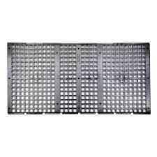 dura slat poultry flooring 24 inch x 48 inch black