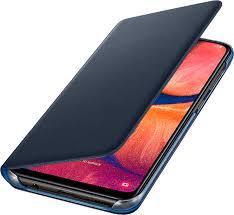 <b>Samsung</b> Wallet Cover <b>EF</b>-<b>WA205P</b> для Galaxy <b>A20</b> (черный ...