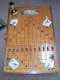 Wooden Horse Race Game Pattern Anyone know the Wood Horse Racing Game Woodworking Forum 4