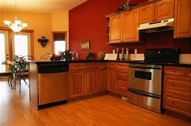 Small Picture 5 Top Wall Colors For Kitchens With Oak Cabinets Hometalk