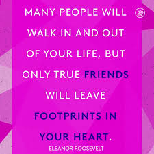 many people will walk in and out of your life but only true  my true friend essay a person can have only one true friend