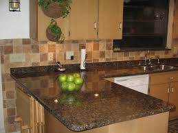 Large Tile Kitchen Backsplash Kitchen Kitchen Backsplash Ideas Black Granite Countertops Tv