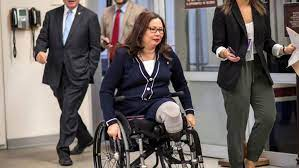 Ceo behind 5,300% stock gain says … Tammy Duckworth Senator And War Hero Takes On President Trump Aka Cadet Bone Spurs Los Angeles Times