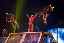 Volta Seating Chart Cirque Du Soleil Volta Under The Big Top At Lerner Town
