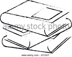 403x320 two closed books icon image stock vector art ilration
