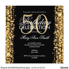 14 50 Birthday Invitations Designs Free Sample Templates