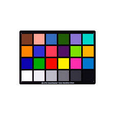 Macbeth Colour Checker