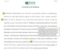 College Essay Examples Personal Statement Dew Drops