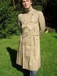 image is loading superb mens burberry trench coat raincoat mac uk