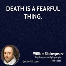 Shakespeare Quotes About Death