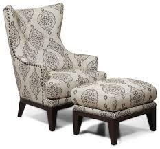 accent chairs simon li furniture simon li fabric accent chair and ottoman set