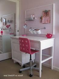cute and functional pegboard organization in this kid s bedroom regarding popular home kids work desk decor