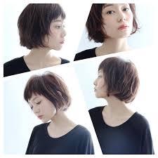 ヘアスタイル丸顔に似合う髪型って髪型別にポイントをご紹介 I