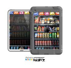 Portable Vending Machine Awesome The Vending Machine Skin For The Apple IPad Mini LifeProof Case